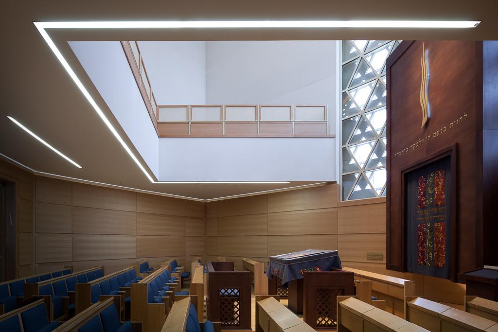 Architekten Ulm yohan zerdoun ulm synagogue by ksg architects