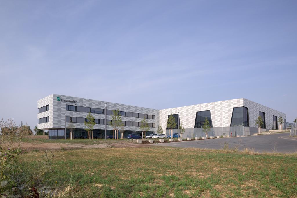 Architekten Bayreuth yohan zerdoun fraunhofer institute by ksg architects