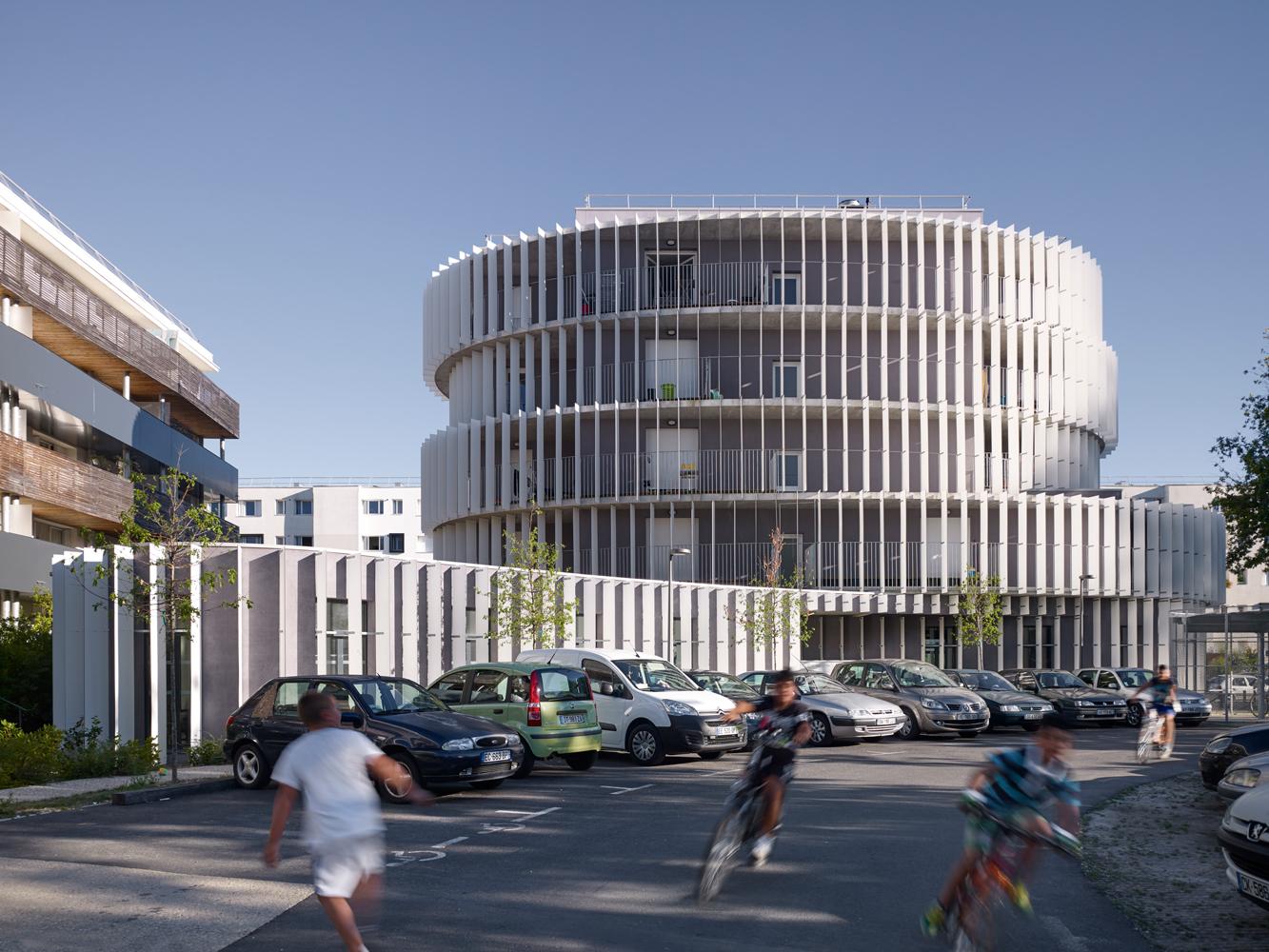 Eco-quartier Arago by Martin Duplantier Architectes