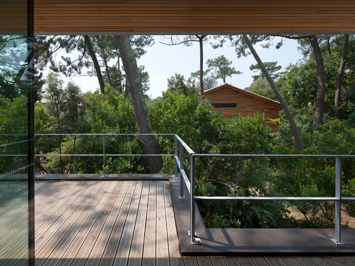 Yohan zerdoun debarre duplantiers architects - Villa seignosse debarre duplantiers associes ...