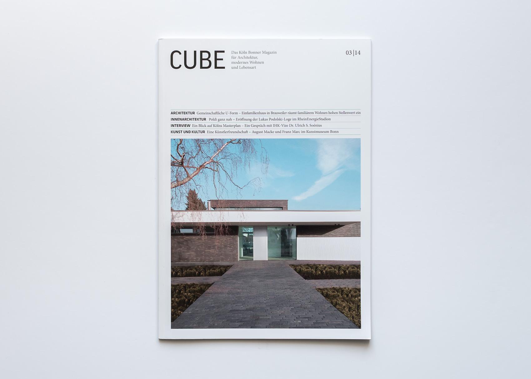 CUBE - Housing Ensemble Lindenallee | by Kister Scheithauer Gross ...